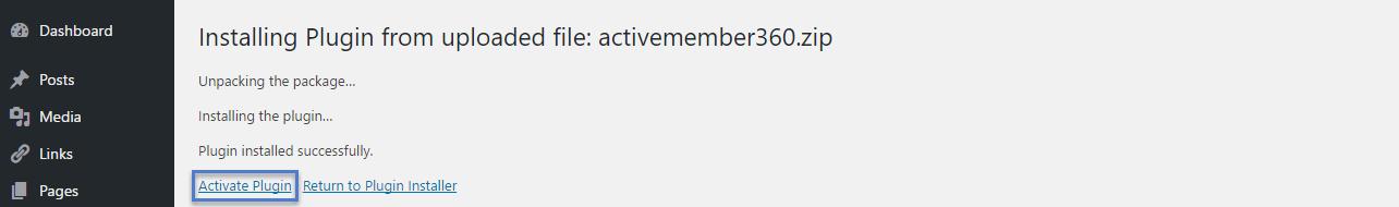 Active Plugin