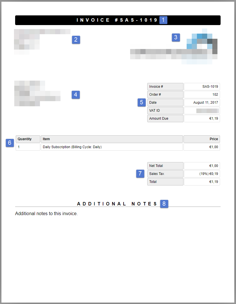 Payments Extension Invoice 1