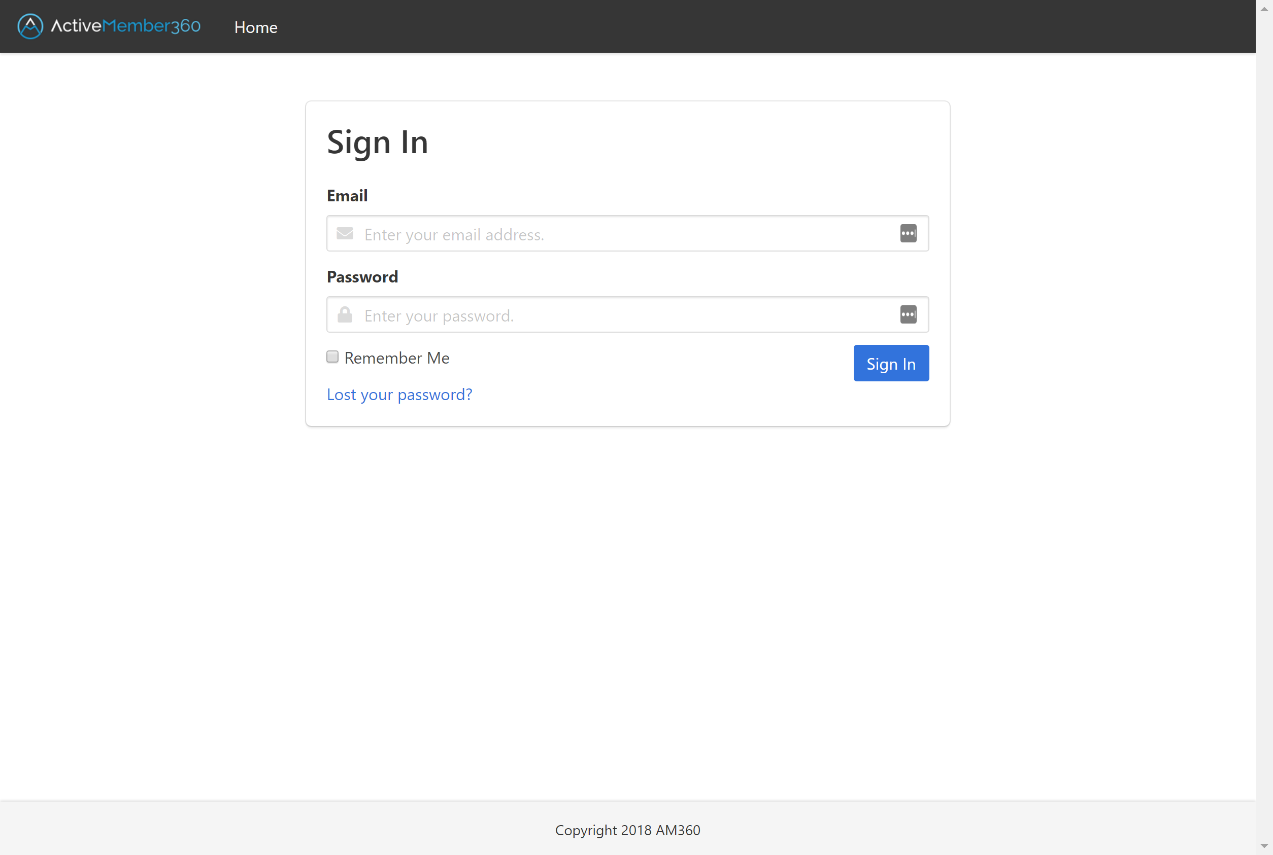 Tickets Extension Appearance Main Endpoint Login Form